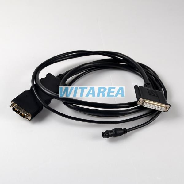 Custom D Sub Cable Assemblies : Professional custom w cable d sub connector